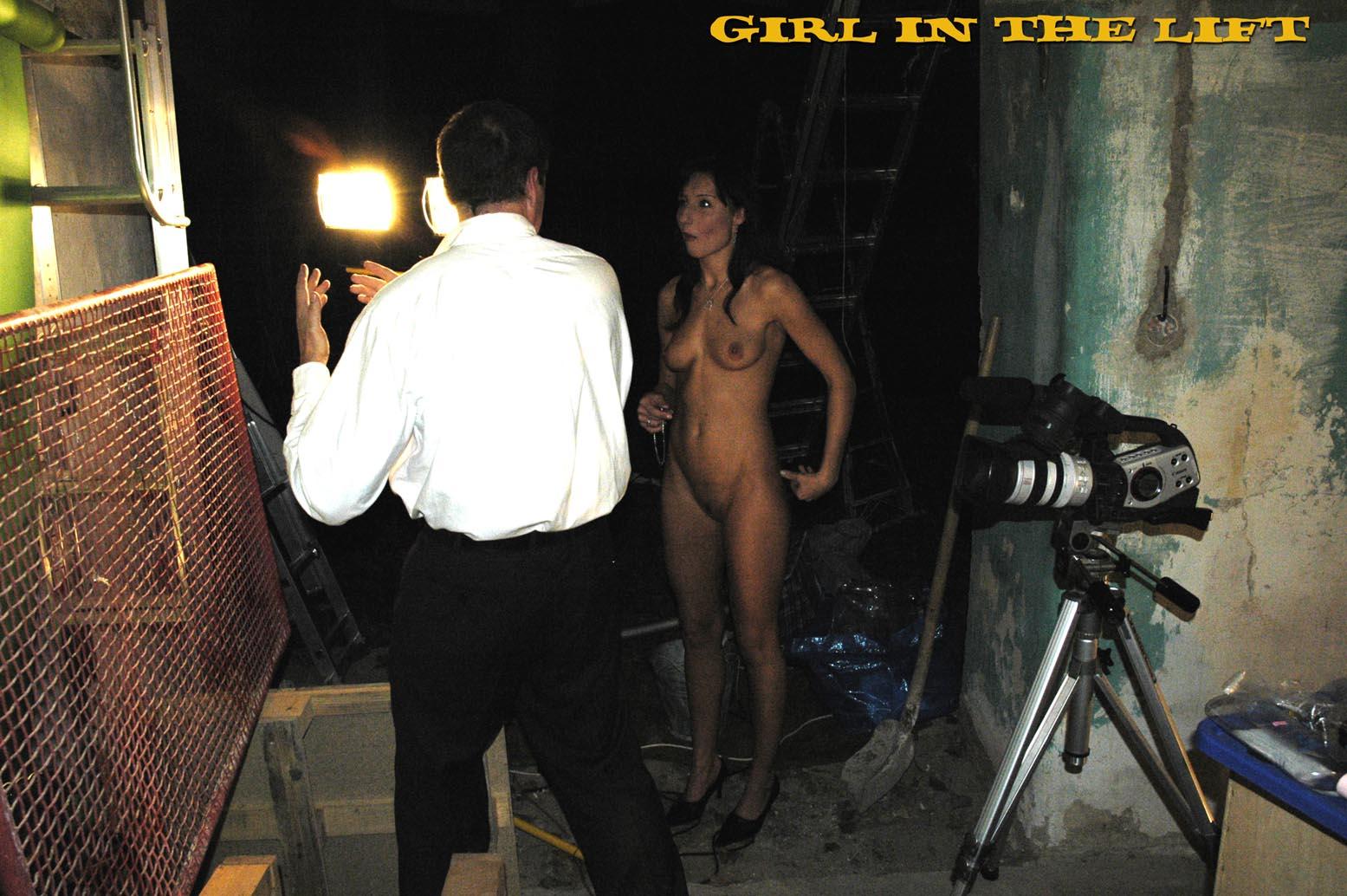 girl in club